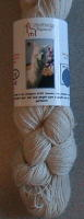 Cuzco Suri White - Code Blue - Lace Weight 3 oz.